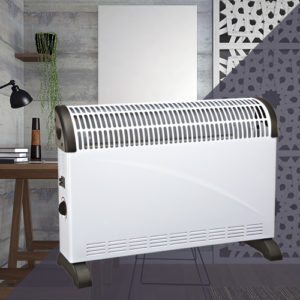 Varma, Convecteur mobile turbo